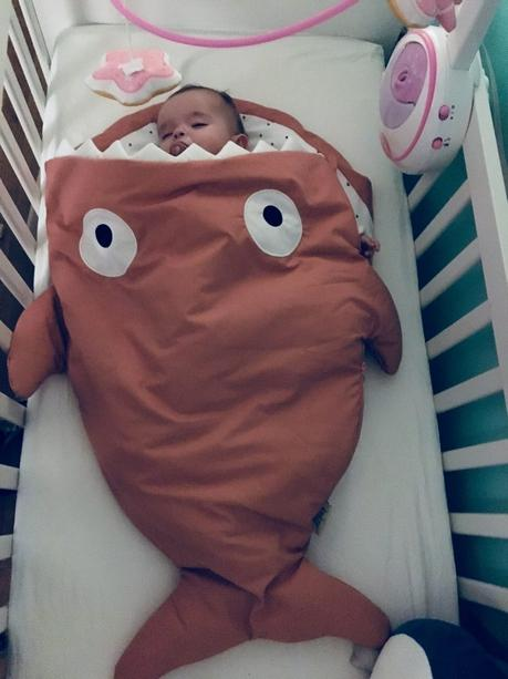 sac de couchage poisson the baby company