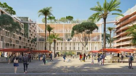 MIPIM 2018 : Joia Méridia, au cœur de Nice écovallée