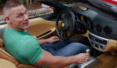 Voici la voiture que John Cena a acheté avec son premier salaire de la WWE