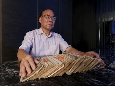 Une personne sur 7 à Hong Kong est millionnaire!
