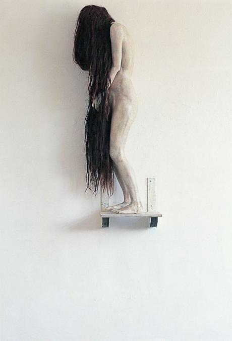 berlinde-de-bruyckere,hair,magdalena,sculpture,venice,biennale,gregor-erhart