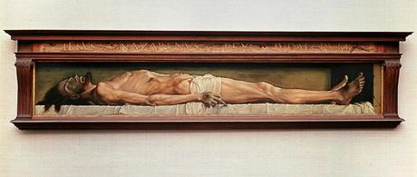 hans-holbein,christ,tombeau,painting