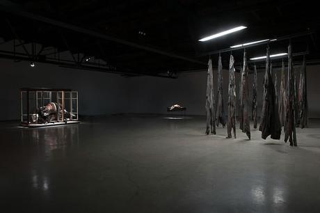 erlinde-de-bruyckere,sculpture,agnus-dei,to-zurbaran,zurbaran