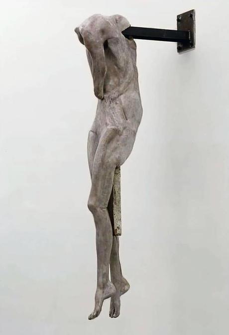 Berlinde de Bruyckere, sculpture de l'angoisse