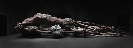 berlinde-de-bruyckere,cripplewood,sculpture,venice,biennale