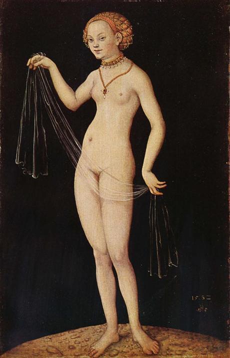 lucas-cranach,painting,venus