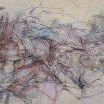 jenny-saville, gagosian-gallery, mondon, solo-shaw, drawing, erota, painting