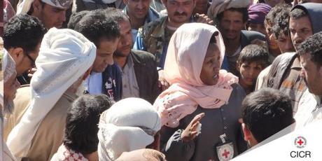 Yémen : Le CICR espère les donateurs généreux mais sait que seul l'argent ne résoudra les conséquences humanitaires du conflit