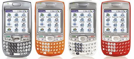 Le smartphone Palm devrait revenir !