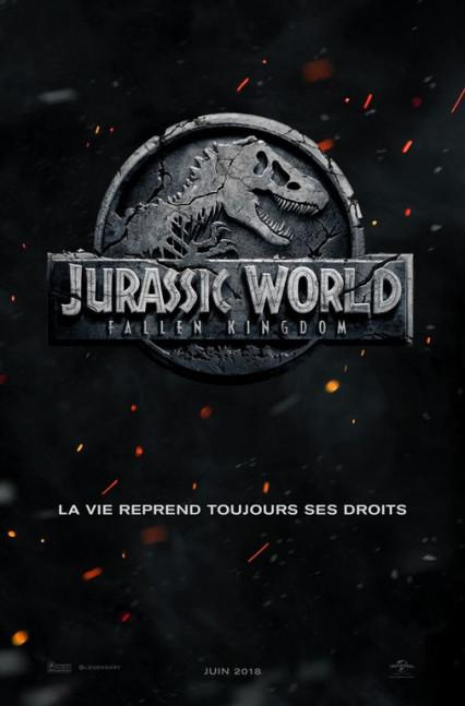 Jurassic World, le 3è
