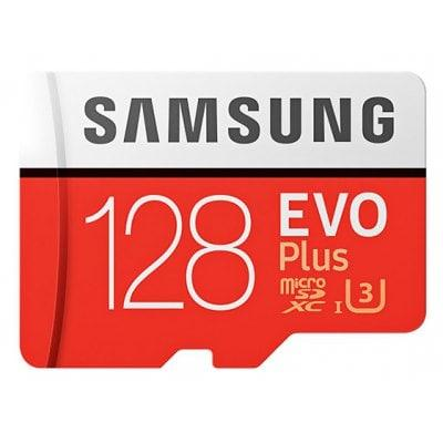 Gearbest La carte mémoire Samsung UHS-3 Class10 Micro SDXC Memory Card  -  128G à 30.66 euros avec le code FR183802