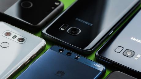 73% de la population française est équipée d'un smartphone
