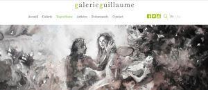 Galerie GUILLAUME  exposition François-Xavier de BOISSOUDY « Paternité » à partir du 5 Avril 2018