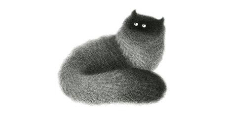 Les adorables illustrations de chats par Kamwei Fong