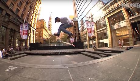 Vans présente «Spinning Away», une vidéo avec ses meilleurs skateurs
