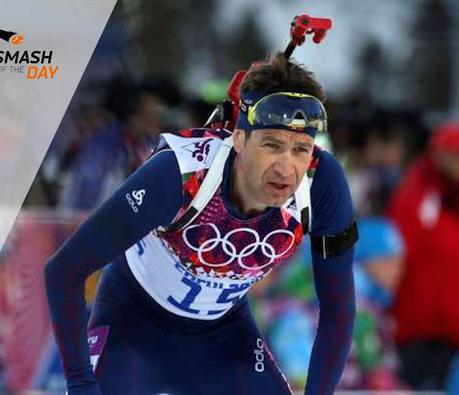 Le biathlon perd sa légende norvégienne Bjoerndalen