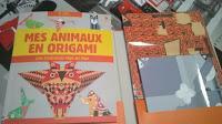 Mes animaux en origami de Lucy Bowman