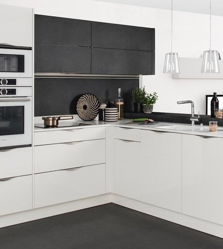avis darty cuisine noire mat blanche design moderne salon studio