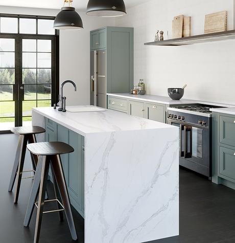 darty cuisine plan de travail quatz cosentino design Silestone
