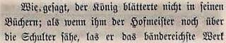 Les lectures françaises du roi Louis II de Bavière (5): les Mémoires du duc de Luynes