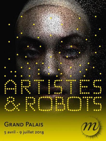 L'exposition « Artistes et robots » au Grand Palais débute le 5 avril
