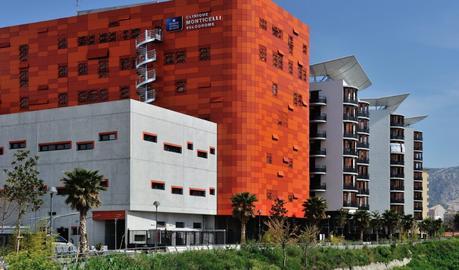 Nouveau quartier Orange Vélodrome Marseille @VéroniquePaul