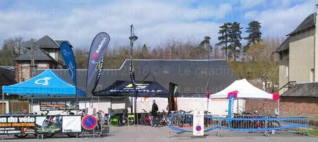 Diffusion d'un interview de l'organisateur du second salon du vélo électrique» à suivre sur Bernay-radio.fr