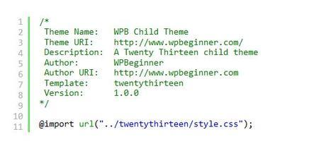 Comment créer un thème enfant sous WordPress (Vidéo) ?