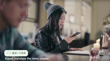 Xiao AI, dans la même veine que Google Assistant ou Siri