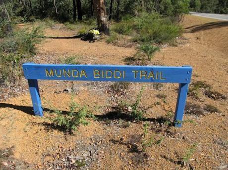 1000 km de piste réservée aux VTT en Australie : The Munda Biddi Trail