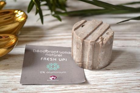 Que vaut le déodorant naturel et solide Fresh Up de Pachamamaï ? Mon test