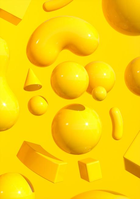 3D compositions by Marc Urtasun Cortés