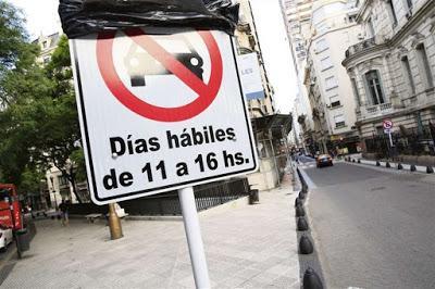 Le nord du centre historique de Buenos Aires désormais piétonnier [Actu]
