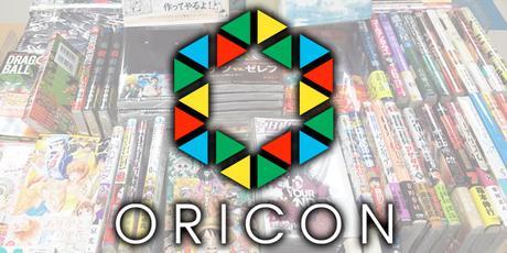 Top 50 mangas Oricon