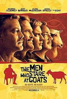 La rétro: The men who stare at goats (Ciné)