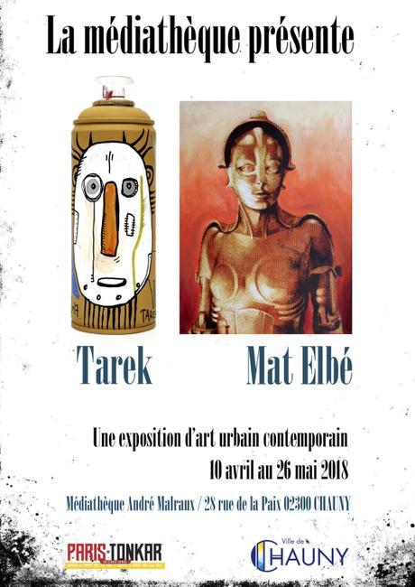 EXPOSITION Tarek & Mat Elbé