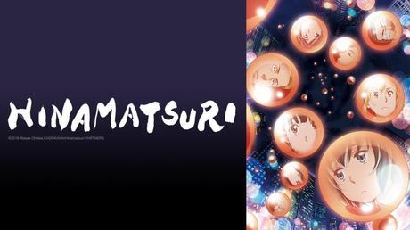 L'animé Hinamatsuri diffusé en VOSTFR sur Crunchyroll