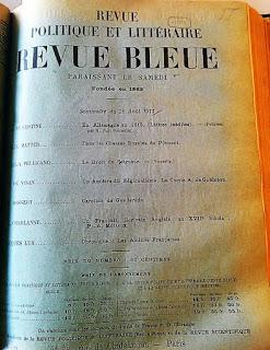 Louis II de Bavière et le théâtre, un article de la Revue bleue (1911)