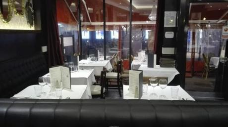 Restaurant la Table du Marché à Trouville