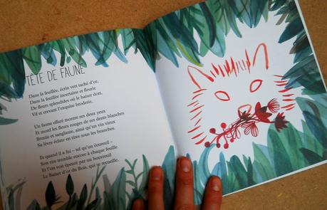 Je suis très heureuse de vous montrer ce recueil de poème...