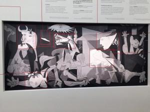 « GUERNICA »  musée PICASSO  27 Mars au 29 Juillet 2018