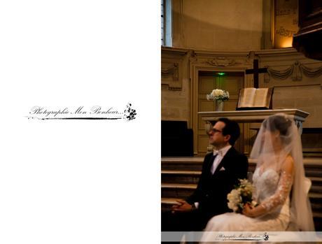 Photographe Mariage Paris 13e – Cérémonie civile et religieuse A+P
