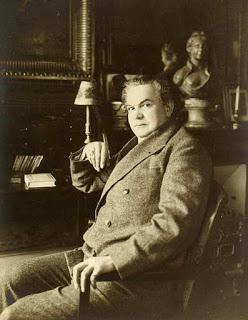 Histoire merveilleuse et tragique d'un Roi qui voyait la vie en bleu, un  article de Léo Larguier dans La Revue bleue.