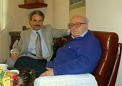 Garaudy et Cemal Aydin