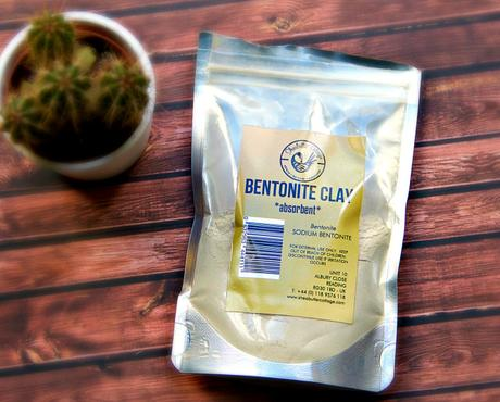 L'argile Bentonite is the new clarification!