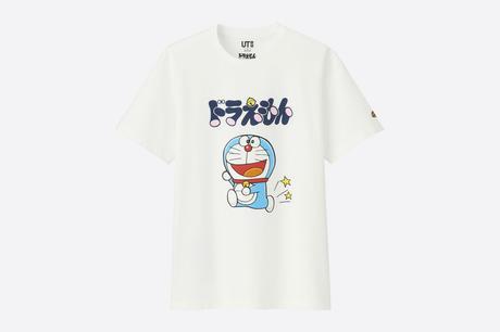 Uniqlo Doraemon