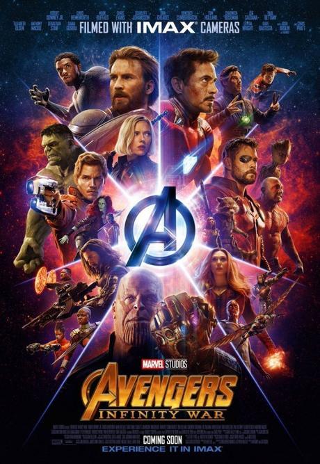 Avengers-Infinity War: chacun son poster!