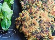 Galettes Quinoa Chou Frisé Kale Patties