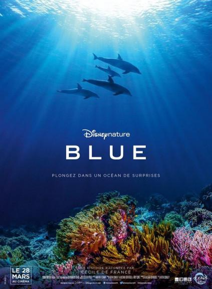 J'ai vu Blue, le nouveau documentaire de DisneyNature