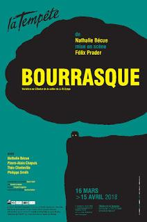 Bourrasque de Nathalie Bécue